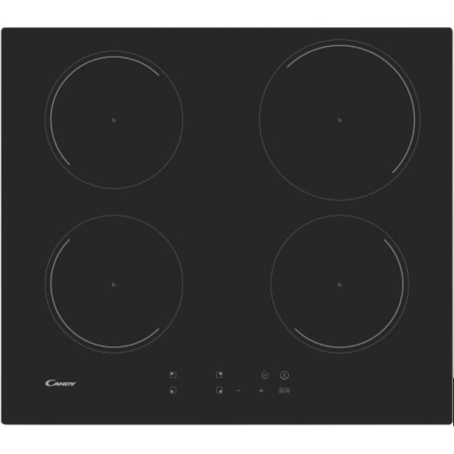Комплект варильна поверхня Candy CI642C/4U + духова шафа Candy FCP615WXL/E1