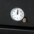 Электрический духовой шкаф Candy FCL 614/6 GH; Практичные рельефные направляющие; Эмаль легкой очистки; Конвекция; Гриль; Быстрая разморозка; Простое и удобное управление; Тангенциальное охлаждение