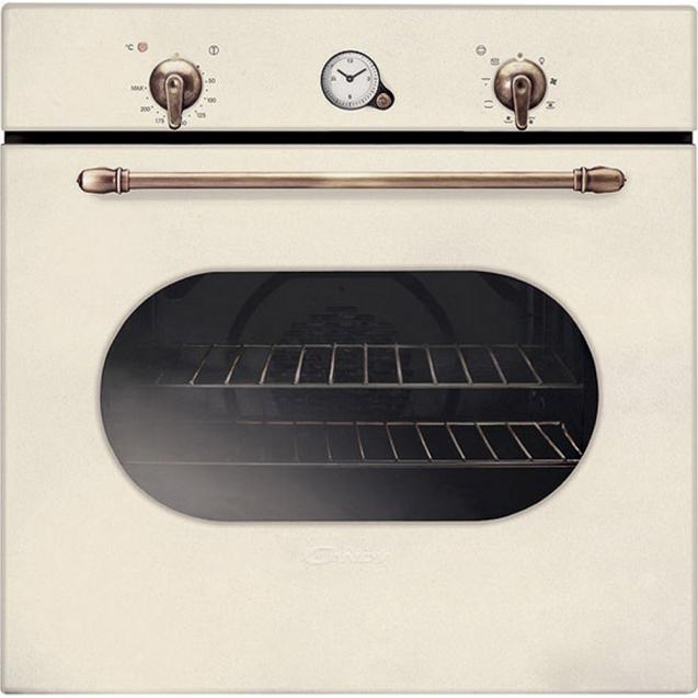Електрична духова шафа Candy FCL 614/6 BA; Практичні рельєфні напрямні; Емаль легкого очищення; Конвекція; Гриль; Швидка розморожування; Просте і зручне управління; Тангенціальне охолодження