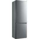 Отдельностоящий холодильник с нижней морозильной камерой Candy CMDCS 6182X09; Статическая технология охлаждения отлично подходит для хранения продуктов; LED освещение с электронным управленим