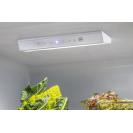 Отдельностоящий холодильник с нижней морозильной камерой Candy CMCL 5142WN; Статическая технология охлаждения отлично подходит для хранения продуктов; LED освещение с электронным управленим