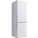 Отдельностоящий холодильник с нижней морозильной камерой Candy CVBNM 6182WP/SN; Система охлаждения - NoFrost не производит инея в морозильной камере; LED освещение с электронным управленим;