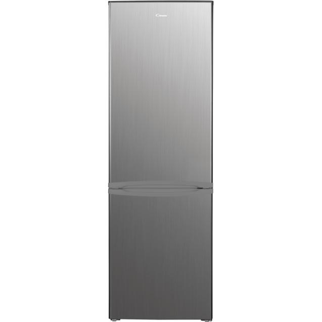 Отдельностоящий холодильник с нижней морозильной камерой Candy CMDS 6182XN; Статическая технология охлаждения отлично подходит для хранения продуктов; LED освещение с электронным управленим