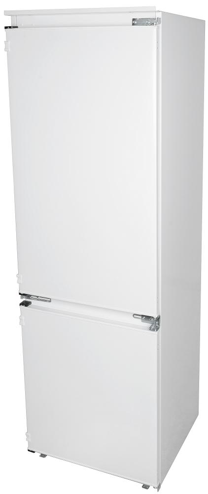 Вбудований холодильник з нижньою морозильною камерою Candy CKBBS 172 F; Статична технологія охолодження відмінно підходить для зберігання продуктів; LED освітлення з електронним керуванням