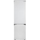 Встраиваемый холодильник с нижней морозильной камерой Candy CKBBS 172 F; Статическая технология охлаждения отлично подходит для хранения продуктов; LED освещение с электронным управленим