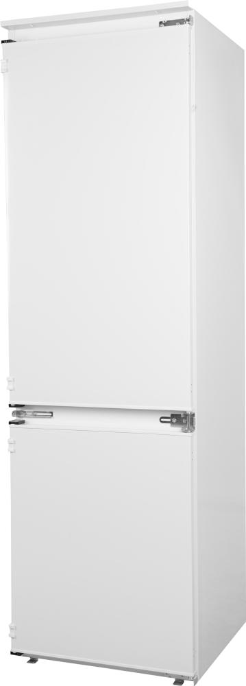 Встраиваемый холодильник с нижней морозильной камерой Candy CKBBS 100/1; Статическая технология охлаждения отлично подходит для хранения продуктов; LED освещение с электронным управленим