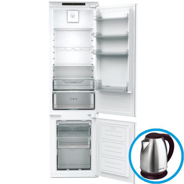 Холодильник с морозильной камерой Candy BCBF 192 F