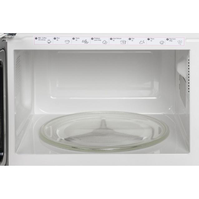 Отдельностоящая мікрохвильова піч Candy CMW2070DW; Потужність 700Вт; Функція розморожування; 6 рівнів потужності дозволять вибрати потрібний режим приготування; Автоматичні програми; Обсяг камери 20л