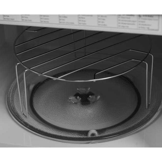 Отдельностоящая мікрохвильова піч Candy CMXG22DS; Потужність 800 Вт; Автоматичні програми; Конвекція; Функція Eco і функція швидкого старту; таймер; Блокеровка від дітей; Обсяг камери 22 л; Гриль