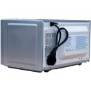 Отдельностоящая мікрохвильова піч Candy CPMW 2070S; Потужність 700Вт; Обсяг камери 20л; Функція розморожування; 6 рівнів потужності дозволять вибрати потрібний режим приготування; механічне управління