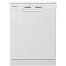 Повногабаритна окремостояча посудомийна машина Candy H CF 3C7LFW; Сушка посуду - конденсаційна; Кількість комплектів - 13; WiFi + Bluetooth дозволяє управляти процесом миття віддалено