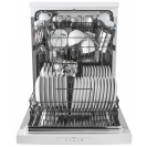 Повногабаритна окремостояча посудомийна машина Candy H CF 3C7LFW; Сушка посуду-конденсаційна; Кількість комплектів-13; Addish-функція, що дозволяє додавати посуд при запущеному циклі мийки