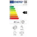 Повногабаритна окремостояча посудомийна машина Candy H CF 3C7LFW; Сушка посуду-конденсаційна; Кількість комплектів-13; Антибактеріальний фільтр; Клас енергоефективності - А +++