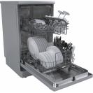 Вузька окремостояча посудомийна машина Candy CDPH 1L952X; Сушка посуду - конденсаційна; Кількість комплектів - 9; Функція ZOOM - швидкий цикл мийки; Індикатор солі; відкладений старт