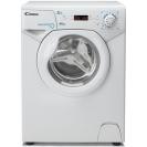 Компактна пральна машина Candy AQUA 1142D1-S; максимальна швидкість віджиму - 1100 об / хв; Aquamatic - найменша пральна машина на ринку, максимальне завантаження - 4 кг