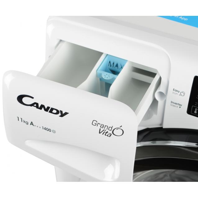 Пральна машина Candy GVS 1411THN3