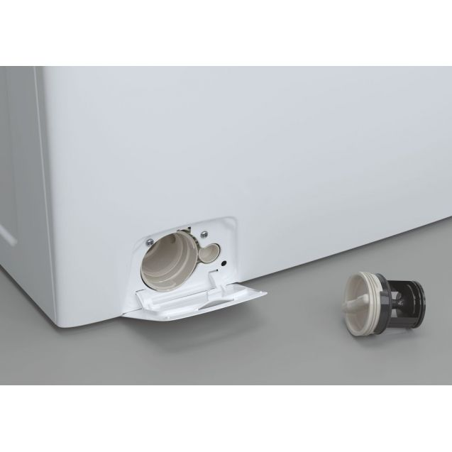 Пральна машина повнорозмірна Candy CSO 1285TE-S; Максимальна швидкість віджиму - 1200 об / хв; максимальне завантаження - 8 кг; Технологія SMART TOUCH і ACTIVE MOTION; 9 режимів швидкого прання