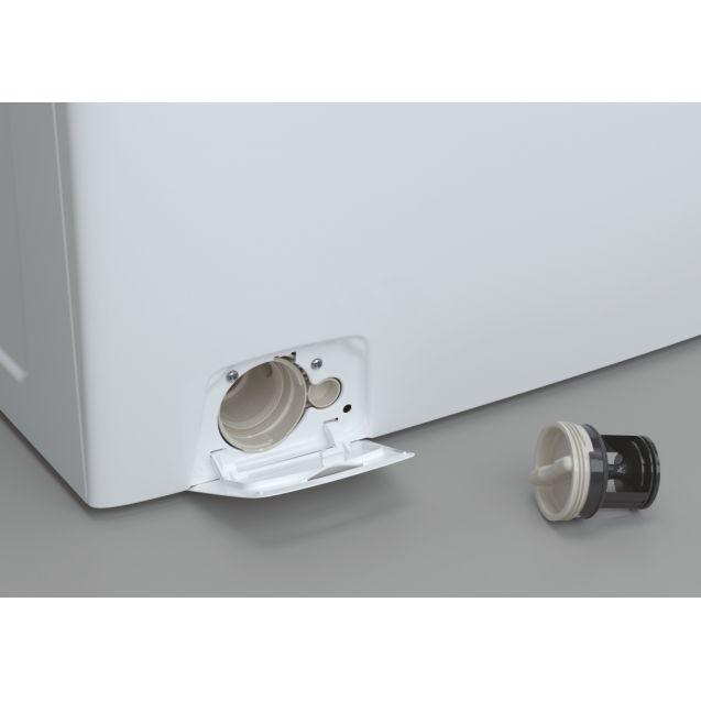 Вузька пральна машина CSO4 1175TBE / 1-S; максимальна швидкість віджиму - 1100 об / хв; максимальне завантаження - 7 кг; технологія SMART TOUCH; 9 режимів швидкого прання; технологія ACTIVE MOTION