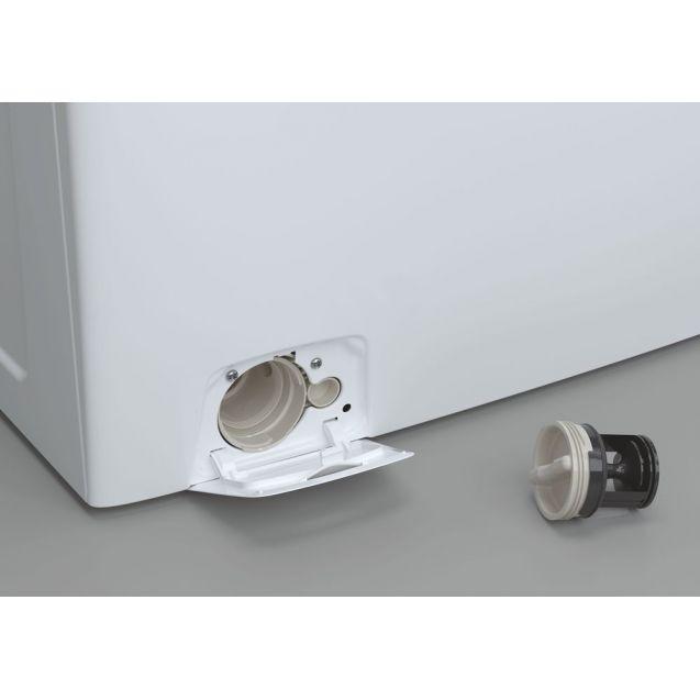 Вузька пральна машина повнорозмірна Candy CSO4 1265TE / 1-S; Максимальна швидкість віджиму-1200 об / хв; максимальне завантаження - 6 кг; Технологія SMART TOUCH; 9 режимів швидкого прання; EASY IRON