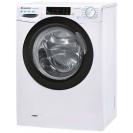 Вузька пральна машина CSO4 106TB1 / 2-07; максимальне завантаження - 6 кг; Технологія SMART TOUCH і ACTIVE MOTION; Функція Статистика та Гігієна +; вид зліва, ребра жорсткості для поглинання вібрацій