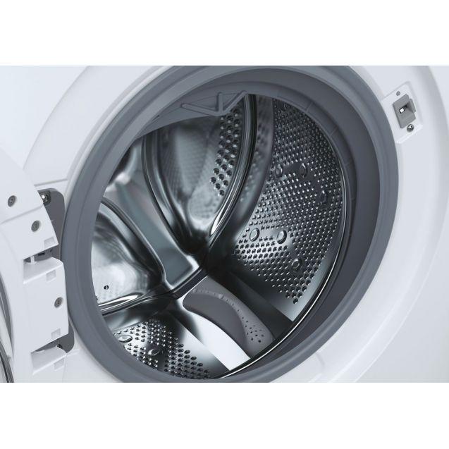 Вузька пральна машина CO4 1265TWBE / 1-S; максимальна швидкість віджиму - 1200 об / хв; максимальне завантаження - 6 кг; 9 режимів швидкого прання; бак - нержавіюча сталь