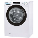 Вузька пральна машина CS4 1262DBE / 1-S; максимальне завантаження - 6 кг; Технологія SMART TOUCH і ACTIVE MOTION; Функція Гігієна + і ECO MIX; вид зліва, ребра жорсткості для поглинання вібрацій