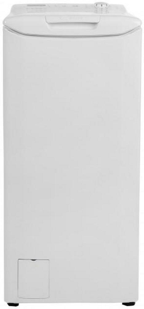 Узкая стиральная машина Candy CST 360L-S с вертикальной загрузкой; технология SMART TOUCH; с приложением simple-fi у вас есть доступ к широкому спектру дополнительных программ и функций