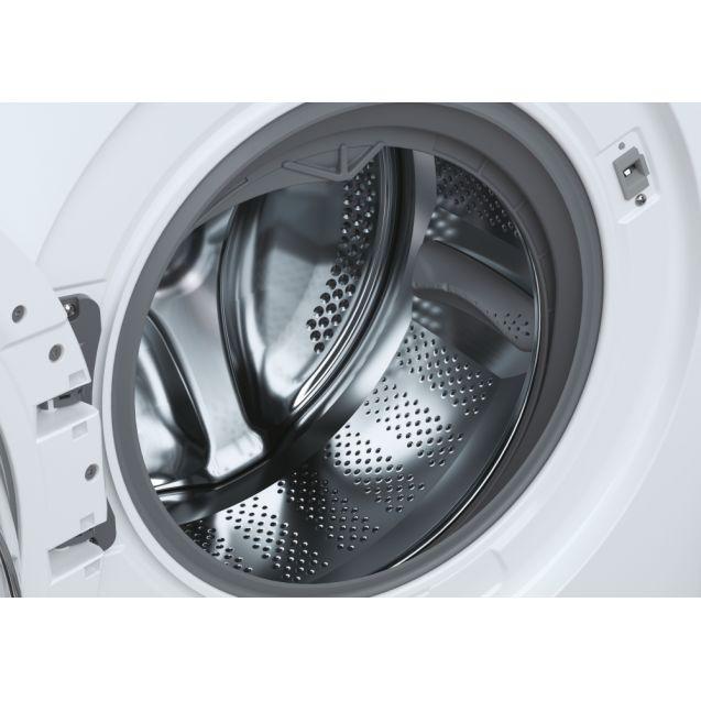 Вузька прально-сушильна машина Candy CSWS4 3642DE / 2-S з фронтальним завантаженням; Технологія SMART TOUCH; ACTIVE MOTION; Програми швидкого прання; Великий і зручний завантажувальний люк