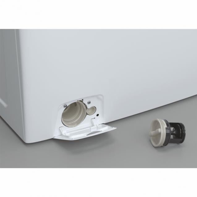 Прально-сушильна машина Candy CSWS4 464TWMCE-S_фільтр
