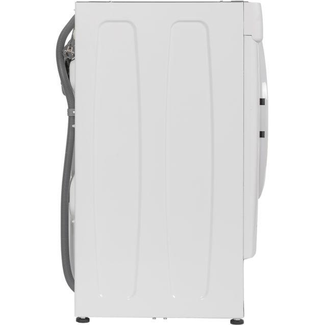 Вбудована прально-сушильна машина повнорозмірна Candy CBDO485TWME / 1-S з фронтальним завантаженням; з інверторним двигуном; Технологія SMART TOUCH; ребра жорсткості для поглинання частини вібрацій