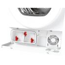 Сушильная машина полноразмерная Candy RO H8A2TE-S с тепловым насосом; Приложение Candy simply-Fi - дополнительный программы; Программы быстрой стирки и сушки; Воздушная система охлождения
