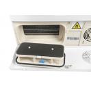 Сушильная машина полноразмерная Candy CSO H8A2TE-S с тепловым насосом; максимальная загрузка - 8 кг; Приложение Candy simply-Fi - дополнительный программы; Суперлегкая глажка; Кг детектор