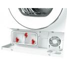 Вузька сушильна машина Candy RO4H7A1TEX-S з тепловим насосом; Додаток Candy simply-Fi - більше 20 додатковий програм; Цикли сушки на будь-який смак; EASY IRON; Повітряна система охложденія
