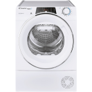 Сушильна машина повнорозмірна Candy ROE H8A2TCEX-S з тепловим насосом; максимальне завантаження - 8 кг; Програми швидкого прання та сушіння; Суперлегка прасування; Клас енергоефективності - А ++