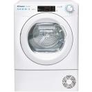 Сушильна машина повнорозмірна Candy CSOE H8A2TE-S з тепловим насосом; максимальне завантаження - 8 кг; Додаток Candy simply-Fi - додатковий програми; Програми швидкого прання та сушіння