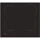 Індукційна варильна поверхня Candy CI 642 C / 4U; склокераміка; Сенсорне управління; Індикатор залишкового тепла; таймер; Блокеровка від дітей; Функція регулювання харчування-Power Management