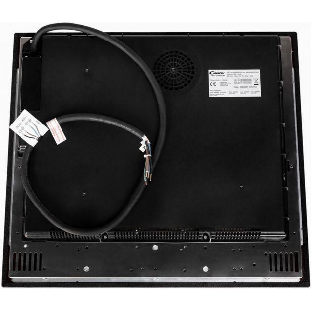 Індукційна варильна поверхня Candy CTP643C / 4U; склокераміка; Сенсорне управління; Індикатор залишкового тепла; Функція Бустер Booster; Функція регулювання харчування-Power Management