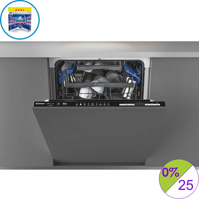 Посудомийна машина Candy CDIMN 2D622PB