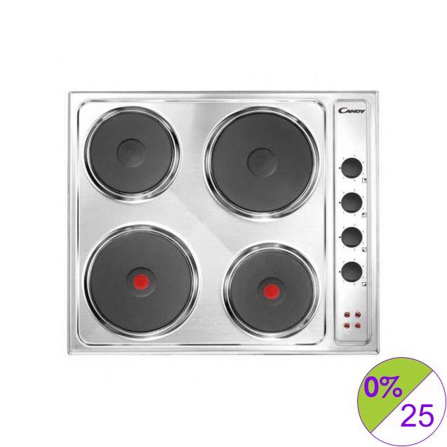 Варильна панель електрична Candy CLE64X