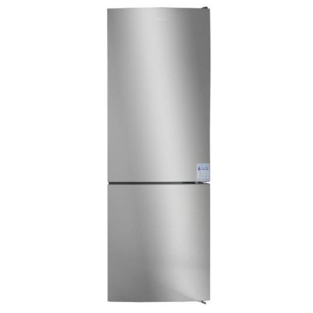 Двокамерний холодильник Candy CVBNM 6182XP/S