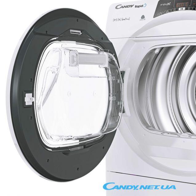 Сушильная машина Candy RO H8A2TE-S бак