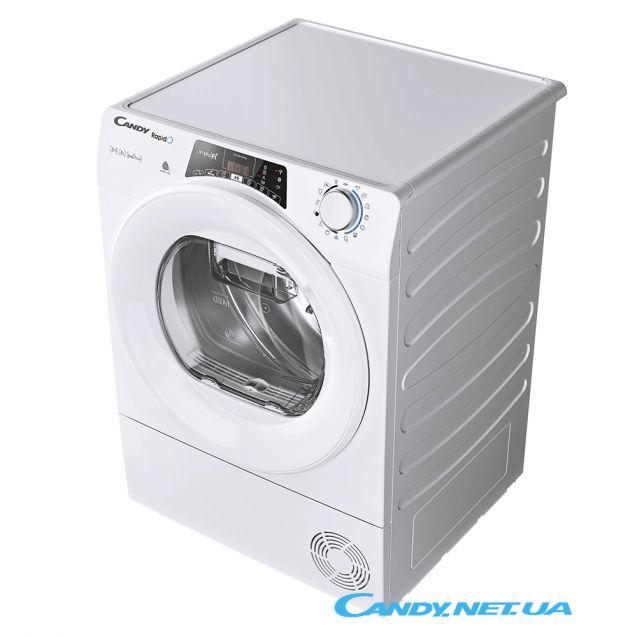 Сушильная машина Candy RO H8A2TE-S внешний вид