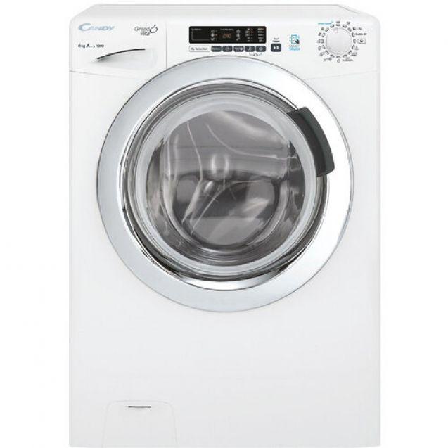 Вузька пральна машина Candy GVS34 126DC3/2-S