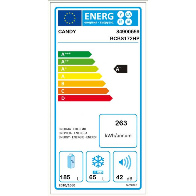 Холодильник Candy BCBS 172 HP схема