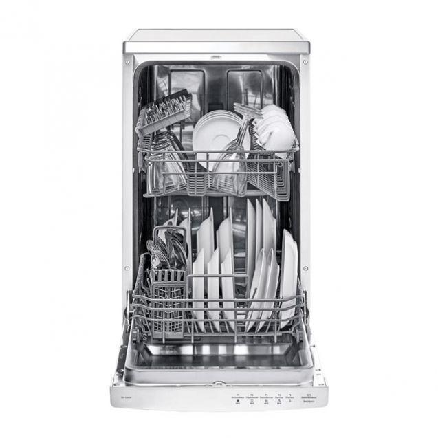 Посудомийна машина Candy CDP 2L952W-07 всередині