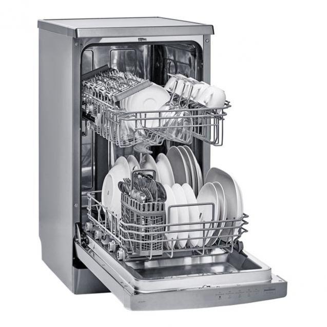 Посудомийна машина Candy CDP 2L952X-07 збоку