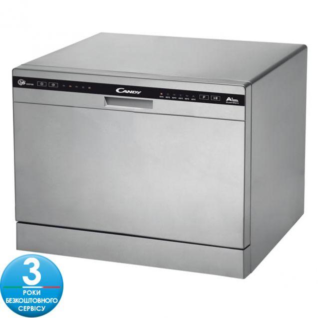 Посудомийна машина Candy CDCP 6/E-S