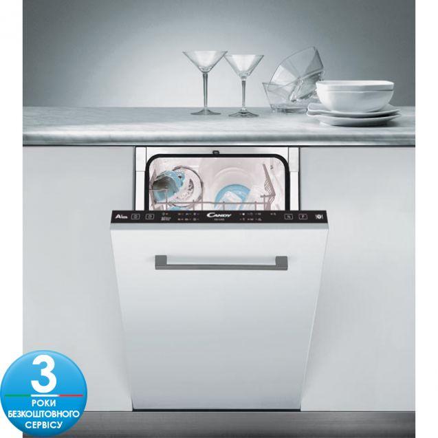 Посудомийна машина Candy CDI 1L952 фоторгафія