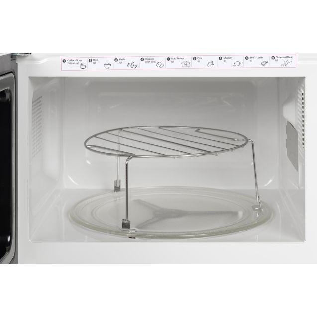 Микроволновая печь Candy CMG2071DS внутри